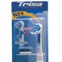Сменная щетка к электрической зубной щетке TRISA