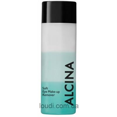 Средство для снятия макияжа  Alcina Soft Eye Make-Up Remover