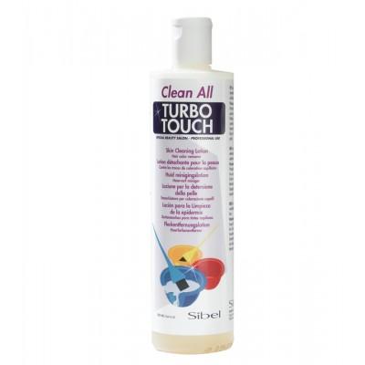 Лосьон - смывка краски с кожи головы Sibel Turbo Touch Hair Color Remover