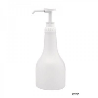 Бутылка с дозатором Sibel Measuring Bottle Shampoo