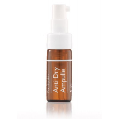 Увлажняющие ампулы для лица Alcina Anti-Dry Ampulle