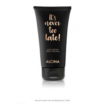 Регенерирующий мусс для тела Alcina It'S Never Too Late Body Mousse