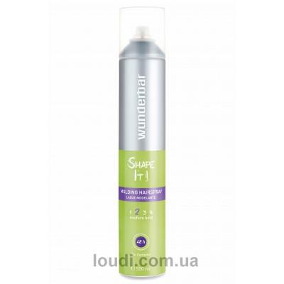 Спрей для моделирования волос  Wunderbar Shape It Molding Hair Spray