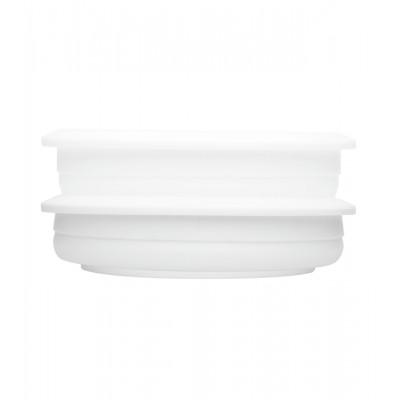 Раздвижная силиконовая чаша Sibell Retractable Silicone Mixing Bowl