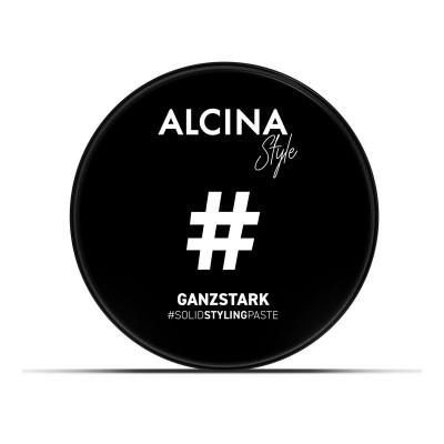 Паста для укладки волос суперсильная  Alcina Superstrong