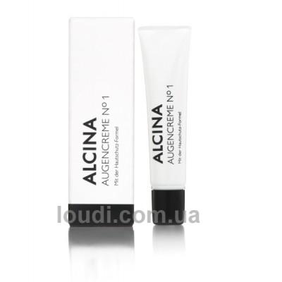 Крем для глаз №1 с системой защиты от старения  Alcina Eye Cream No.1