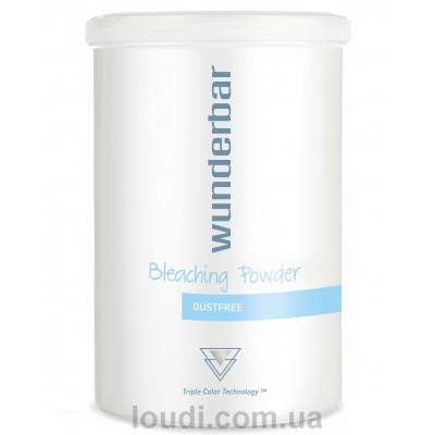 Осветляющая пудра  Wunderbar Bleaching Powder
