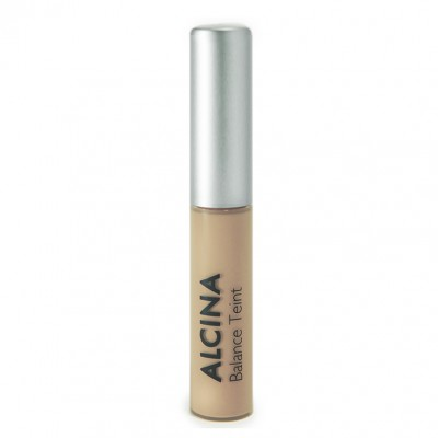 Флюид корректирующий для лица  Alcina Cover Fluid