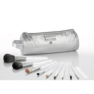 Косметичка с набором кистей Alcina Cosmetic Case With Brush Set