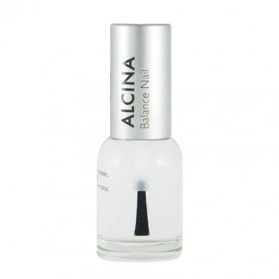 Лак-основа для ногтей Alcina Base Coat And Polish
