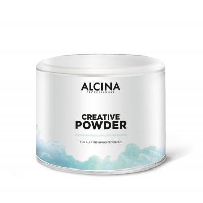 Универсальный загуститель для продуктов окрашивания Alcina Creative Powder