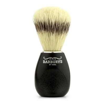 Кисть для бритья из щетины кабана Barburys Code Ergo Shaving Brush