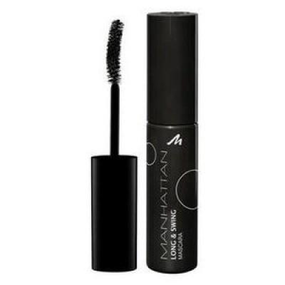 Удлиняющая и закручивающая тушь для ресниц Mascara Long & Swing black
