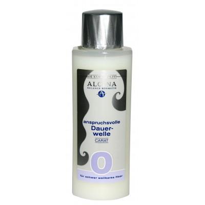 Щадящая химическая завивка для трудноподдающихся волос Alcina Carat 0 Wave Activator