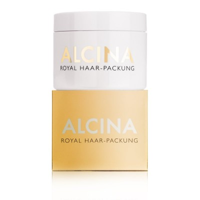Маска Royal для волос Alcina Royal Hair Treatment