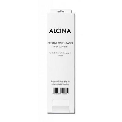 Фольга парикмахерская в листах Alcina Creative Folien-Papier
