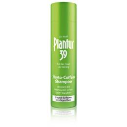 Шампунь с кофеином от выпадения для тонких и ломких волос