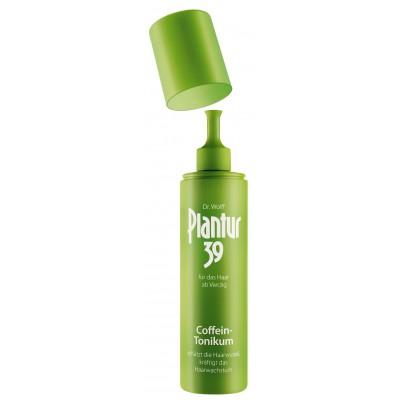 Тоник с кофеином от выпадения волос у женщин Plantur39 Caffeine Tonic