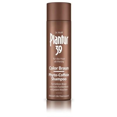 Тонирующий шампунь от выпадения для темных волос Plantur39 Color Phyto-Coffein--Shampoo