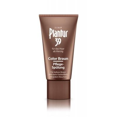 Тонирующий кондиционер от выпадения для темных волос Plantur39 Color Farb-Spulung