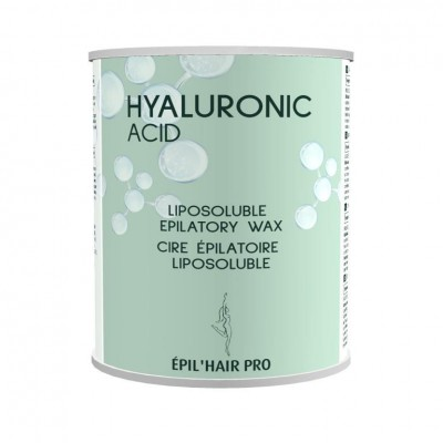 Воск для депиляции Epil'hair Pro Liposoluble Hyaluronic Acid Wax Pot