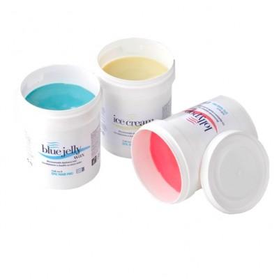 Воск для депиляции в баночках для СВЧ Original Best Buy Icecream Microwaveable Depilator