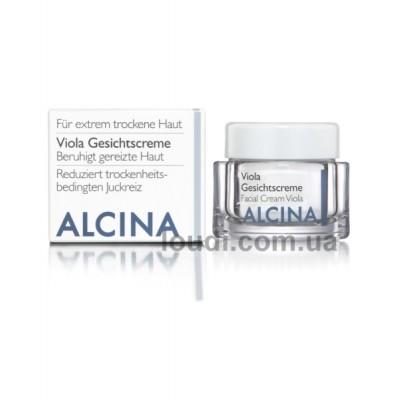 Крем Виола Alcina успокаивающий ночной