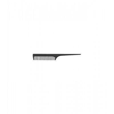 Расческа с пластиковым хвостом черная  Original Best Buy Tailcomb Color