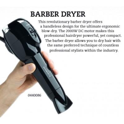 Профессиональный мощный фен без ручки Barburys George Ergonomic Barber Dryer