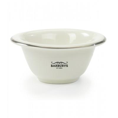 Винтажная фарфоровая миска для бритья Barburys Bobo Shaving Soap Bowl