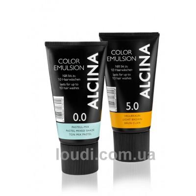Эмульсия-краска Alcina - уход и тонирование волос одновременно