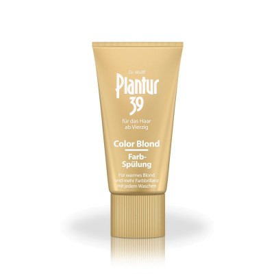 Ополаскиватель от выпадения для светлых волос  Plantur39 Color Blond Farb-Spulung