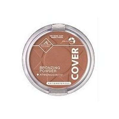 Компактная матирующая пудра бронзер  Manhattan Clearface Compact Powder Bronze
