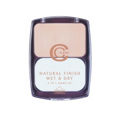 Пудра-крем 3 в 1 Constance Carroll Natural Finish Wet&Dry 3 In 1
