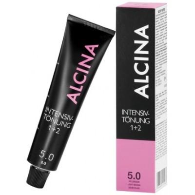 Безаммиачная краска для волос  Alcina Color Cream Intensiv-Tonung