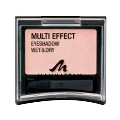 Тени для век моно Manhattan Eyeshadow Mono Multi Effect