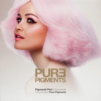 Чистые Пигменты Trendy Hair Pure Pigments