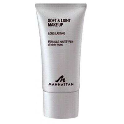 Лёгкий тональный крем Manhattan Make Up SOFT&LIGHT