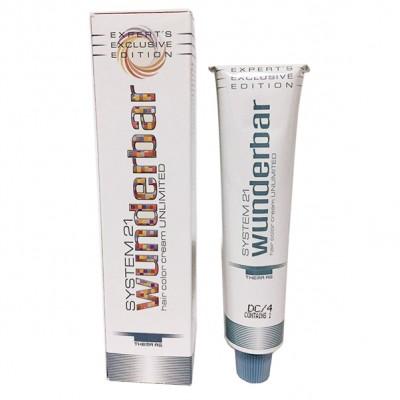 """Крем-краска для волос """"Система 21"""" Wunderbar Color Cream System 21"""