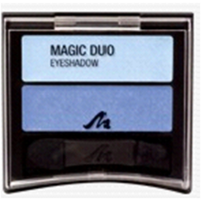 Двойные тени  Manhattan Magic Duo Eyeshadow