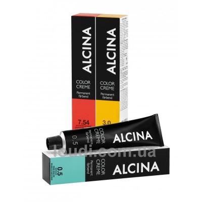 Крем-краска для волос CCS Alcina