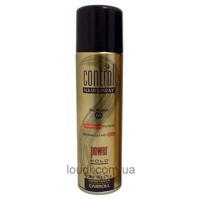 Лак для волос очень сильной фиксации Constance Carroll Control Hairspray Power