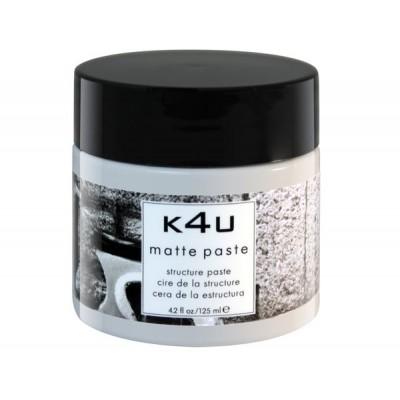 Матирующая структурная паста для укладки волос сильной фиксации Kolor4YOU