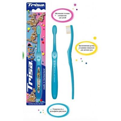 Детская зубная щетка Кид Trisa Electrical Toothbrush Kid